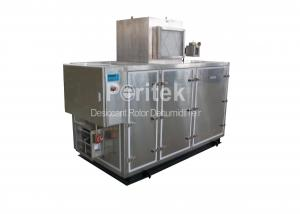 China Desiccant Rotor Dehumidifier For Sewage Treatment, Pump Station on sale