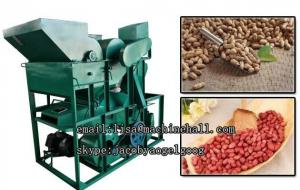 China Peanut Shelling and Cleaning Machine For Sale|Groundnut Cleaner and Sheller Machine on sale