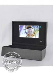 China High performance tft lcd screen 4.3inch video gift box on sale