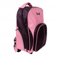 2014 promotional new style school bag with wheels laptop backpack  lyrics backpack lock backpack literature backpack  le