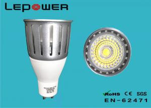 China Commercial Lighting 8W LED Spotlight GU10 PMMA Optic Lens Hotel Use on sale