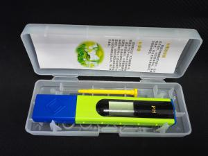 China 0.01PH Accuracy waterproof PH meter big screen PH water tester on sale