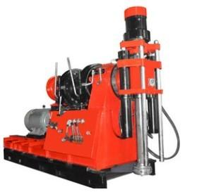 China 360° 600 KG 150m Geotechnical Drill Rig With Mud Pump on sale