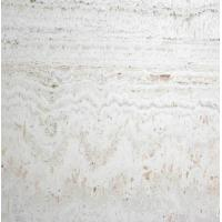 Marble Slab Super White Travertine Nature Stone White Travertine For Table and Wall vein cut big slab white travertine