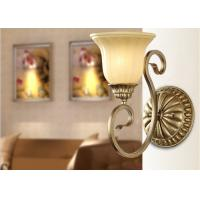 China Silver / Gold Contemporary Indoor Wall Lights for Bedroom / Dining Room Decoration on sale