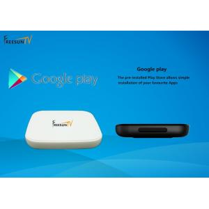 China Android tv box FreesunTV F3 Allwinner H3 chipset,1g+8g,support customization on sale
