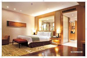Luxury Hotel Bedroom Furniture Bed Desk Tv Cabinet Table Sr