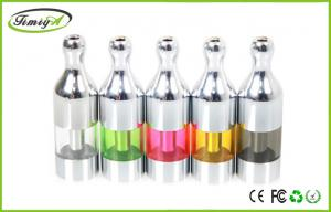 China Pyrex Protank Dual Coil Atomizer 510 / ego With 2.5ml , Changeable Bottom Coil System on sale