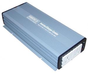 China 3000VA Pure sine wave Automotive Power Inverter with Charger / AVR Function on sale