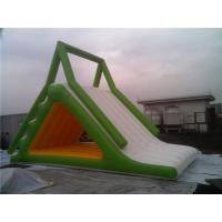 Customized Inflatable Water Parks / Amusement Aqua Park Inflatable water Slide