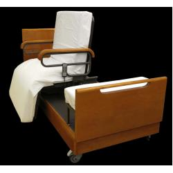 Rotating Old People Home Care Hi Lo Beds High Low Hospital Bed - Rotating bed