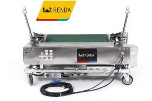 China Internal Wall Rendering Machine Plaster Sprayer Single Phase 220V on sale