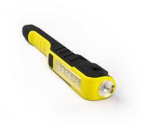 China super bright clip strip LED pocket flashlight with magnet on sale