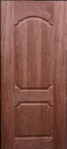 China peau directe de porte de mélamine d'approvisionnement de nouveau de conception de l'intérieur HDF de grain de placage fabricant en bois décoratif de la porte s on sale