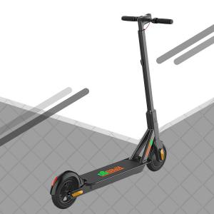 China Freego OEM 350w GPS Tracker Mobile Control IP67 Removable Battery 36v Electric Scooter Sharing on sale