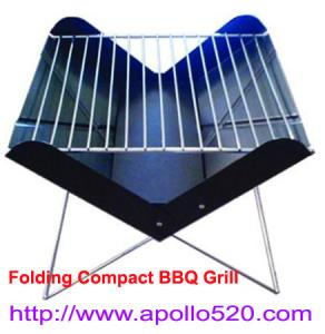 China Folding Compact BBQ Grill on sale