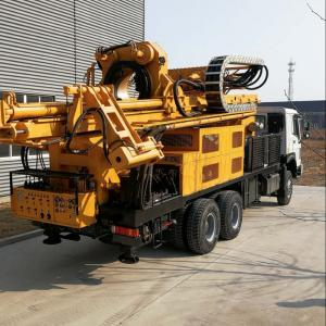 China 800m Depth SNR800CS 150rpm Waterwell Drilling Rig on sale