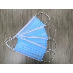 China Professional Disposable Medical Face Mask Customized Color And Size on sale
