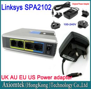 China spa2102 VOIP Adapter on sale