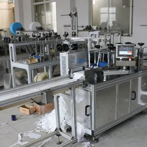 China latest Design Disposable Clean Glove Making Machine on sale