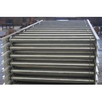 China Motorized Table Gravity Roller Conveyor Automated Conveyor Systems Abrasion Resistant on sale