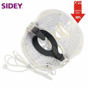 Quality Non - Invasive ABS Led Light Face Mask , 20W PDT Led Light Therapy Mask for sale
