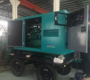 China OEM  factory Cummins   50kw  diesel generator set  three phase factory direct sale on sale
