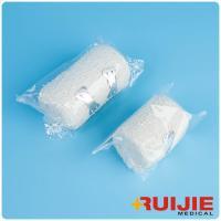 Disposable Medical Supplies White color  Cotton Crepe Bandage