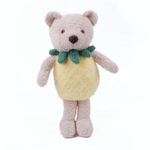 China 100% Polyester Short Plush Cute Plush Dolls Mini Teddy Bear With Short Pile 30 * 20cm on sale