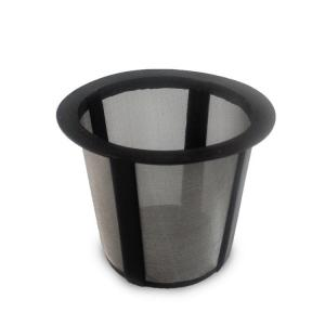 Quality Plain Weave Reusable Coffee Filter 50 Mesh Pure Color With PP Material for sale