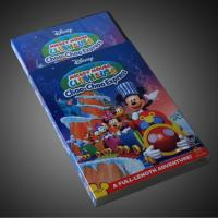 Mickey Mouse Clubhouse-Choo-Choo-Express DVD slip cover casing disney movie list