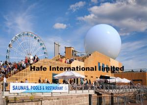 China Gaint 9m Inflatable Advertising Balloon For Famous View Of City Events Decoration on sale