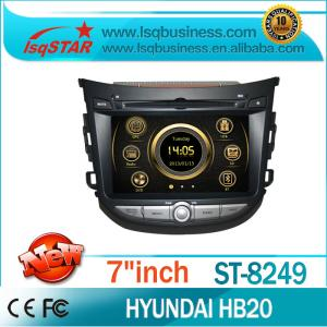 China Wide Screen Hyundai DVD Player Built-in BT , Phone Book on sale
