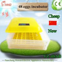 Newest model family type automatic cheap high  quality mini egg incubator for sale