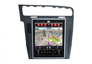 China 3G Multimedia car radio Volkswagen Gps Navigation System VW GOLF 7 2013- 10.4 Inch Screen on sale