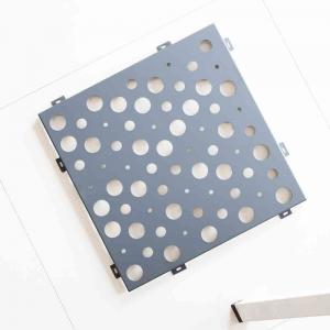 China Wear - Resistance Durable Perforated Metal Sheet For Electronic Enclosures supplier