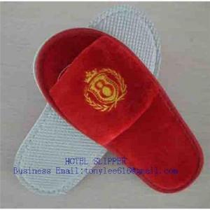 China Hotel disposable slipper,indoor slipper,hotel slipper,hotel disposable slipper on sale
