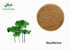 China Pure Weight Loss Plant Powder Lotus Leaf Plant Extract Powder 10% Nuciferine on sale