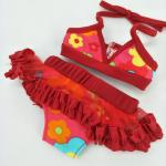 red Bikini 18 inch american girl doll clothes for sale
