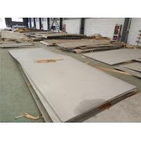 Good Corrosion Resistance EN 1.4571 316Ti Stainless Steel Plate / 304 SS Plate