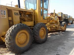 China Used Motor Grader CAT 12G on sale