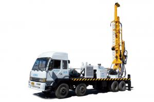 Quality JKCS600 Truck Mounted Well Drilling Rig for sale