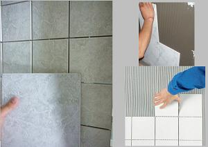 Quality External Pool Marble Tile Adhesive White Porcelain Floor For