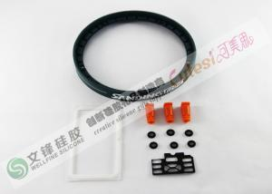 China OEM Good Flexible Silicone Gel Products with Long Life Time Use in Electronics Equipment on sale