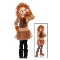 Wizard Of Oz Teen Girl Halloween Costumes With Hooded Dress