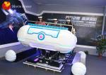 Custom 6 Seat 12d Cinema 9d Virtual Reality Cinema Simulator With VR Glasses
