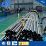 China Price for seamless titanium tubes ASTM B338 Gr.7 with or without seam manufacturer wholesale