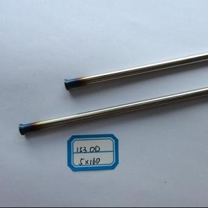 China Fastener Stamping HSS Punches , H9 H55 Ejector Pin High Durability on sale