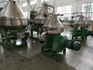 China High Pressure Industrial Oil Separator For Vegetable Oil Refining 5000-15000 L/H on sale