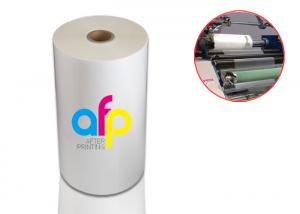 China Moisture Proof Dry Thermal Lamination Film Crack Resistant Chemicals Barrier on sale